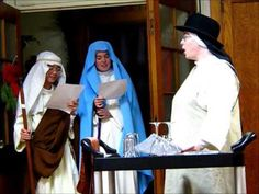 Holy Family Play by Dominican Nuns from Summit, NJ
