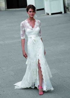 Second Time Wedding Dresses And Bridal Inspiration