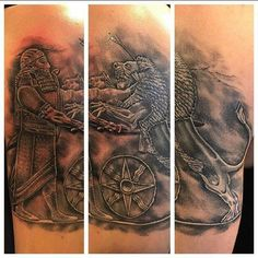 History Tattoos, Ancient History