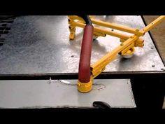 Plasma Cutter Tracer - Duplicator - Copier Plans - YouTube