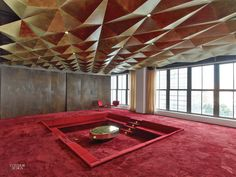 Loss of words  Bluarch Designs Top-Notch Interiors for NYC Club Spring Place