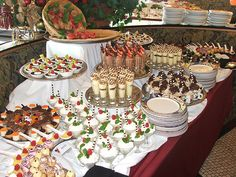 dessert buffet ideas | Dessert buffet | Flickr - Photo Sharing!