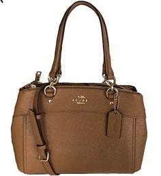 08bdd802a8 SALE PRICE -  146 - Coach Womens Mini Brooke Carryall Handbag