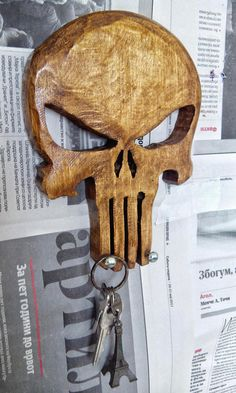 Your place to buy and sell all things handmade Wood Carving Tools, Wood Carving Patterns, Reclaimed Wood Wall Art, Wood Art, Halloween Wood Crafts, Handmade Birthday Gifts, Crane, Punisher Skull, Wood Flag