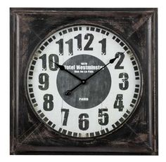 Meyer Clock|yourstylefurnishings.com