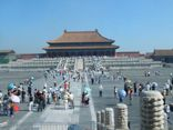 Possibly the most popular tourist attraction in China, Forbidden City covers 720,000 square meters, including 800 buildings and more than 8,000 rooms..