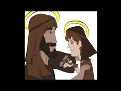 Saints for kids app