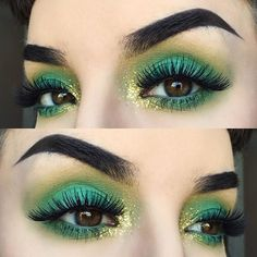 this but less dramatic is a great way to actually use bright different colors