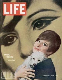 Barbra Streisand March 1966