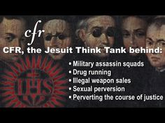CFR, the Jesuit Think Tank of military assassin and more, by Kay Griggs