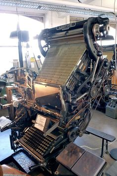 Linotype  Darmstadt, Germany