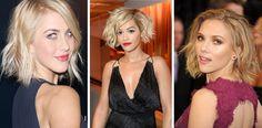 Summer 2014 Haircuts: Tousled Bob #SummerHaircuts #SummerFashion #SummerLook #Haircut #HairStyle #Bob #TousledBob