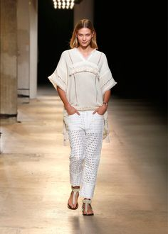 Isabel Marant – Collection Spring Summer 2015 – Look 24