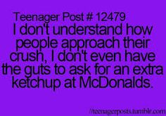 Image result for crush humor teenager posts