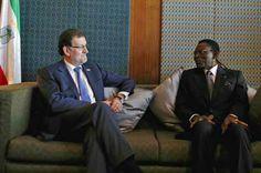 Ir a buscar apoyos a la Cumbre Africana le cuesta a Rajoy una foto con Teodoro Obiang - http://plazafinanciera.com/buscar-apoyos-cumbre-africana-cuesta-rajoy-foto-teodoro-obiang/   #GuineaEcuatorial, #TeodoroObiang, #UniónAfricana #Política