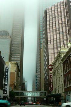 Downtown Dallas, TX,