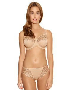 0cc0bc168 Jacqueline UW Full Cup Bra with Side Support