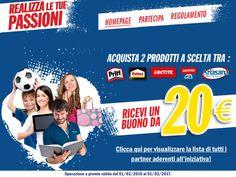 Ritorna REALIZZA LE TUE PASSIONI – Missione risparmio Bergamo
