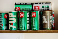 Folk Artist Alan Moore    Studio Shots-Old steel cans are the new paint!    Photo: Sarah Rees