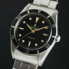 Rolex-Submariner-Ref.-6204 http://lovetime.fr/2013/04/17/rolex-story-la-submariner-cette-legende/
