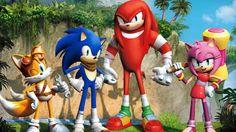 Sonic Boom 2014 Cartoon | Sonic Boom - TV Trailer - IGN Video CANNOT FUCKING WAIT