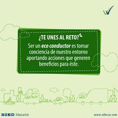 #EcoConductor #Movilidad  www.EDWCAR.com