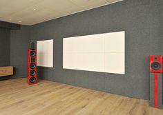 #wlm-audio #wienerlautsprechermanufaktur #acoustic #sheep #wool #felt #absorber #high end #design #architecture #hörraum Innsbruck, Acoustic Panels, Sheep Wool, Divider, Design, Furniture, High, Audio, Home Decor