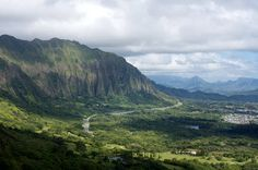 Oahu's Nuuanu Pali Lookout – It's What You Came For http://thingstodo.viator.com/hawaii/oahu-nuuanu-pali-lookout/