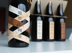 Packaging — Swing microbrewery by Simon Langlois, via Behance