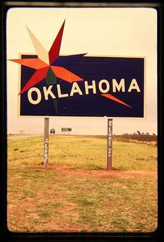 Oklahoma Welcome