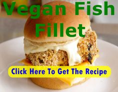 This is a very nice Vegan Fish Filet Sandwich Recipe for you to try for yourself at home. The ingredients are listed for you and a video is here to show you how it is done.