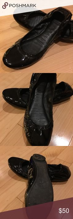 Gently used Tory Bruch Size 9.5 Gently used Tory Bruch Size 9.5 Bought from  another Posher