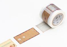 Leuke MT masking tape.4 cm x 10 meter. Je kunt het voor zo veel dingen gebruiken.... o.a. voor het versieren van je kado's, post, voor het ophangen van bijvoorbeeld foto's en noem maar op. De tape is gemakkelijk met de hand te scheuren en laat geen lijmresten achter