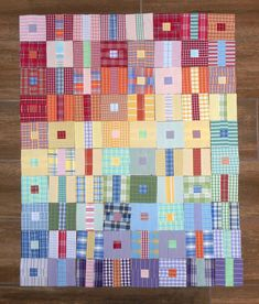 Binary Code Quilt....zero f%@#s... Jellyroll Quilts, Scrappy Quilts, Baby Quilts, Memory Quilts, Quilting Projects, Quilting Designs, Quilting Ideas, Log Cabin Quilts, Log Cabins