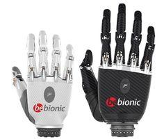New small BeBionic hand   Liberating Technologies, Inc.