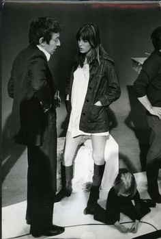 serge, jane and kate