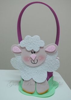 Kids Crafts, Sheep Crafts, Foam Crafts, New Crafts, Christmas Crafts For Kids, Easter Crafts, Diy And Crafts, Lamb Craft, Summer Camps For Kids