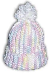 Newborn Santa Hat Crochet Pattern   AllFreeCrochet.com