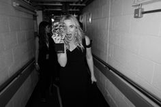 Actress Kate Winslet backstage with her Best Supporting Actress Award for Steve Jobs at the EE British Academy Film Awards in Leonardo And Kate, Greg Williams, Leo And Kate, British Academy Film Awards, Rosamund Pike, Helena Bonham Carter, Rachel Weisz, Emily Blunt, William Kate
