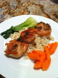 scallops ingredients broiled scallops scallops broiled dinner broiled ...