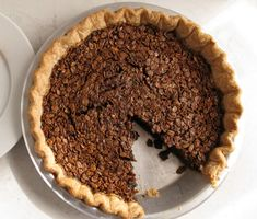 Guinness Oatmeal Stout Pie. Be still our beer-drinking, pie-eating hearts.
