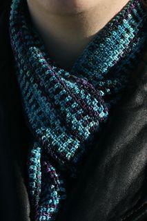 Ravelry: Crochet Linen Scarf pattern by Heidi Beukelman Linen Stitch Crochet, Crochet Mens Scarf, Knit Or Crochet, Crochet Scarves, Crochet Shawl, Crochet Stitches, Free Crochet, Crochet Patterns, Ravelry Crochet