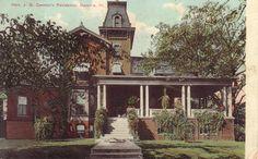 Hon. J. G. Cannon's Residence, Danville, Ill.