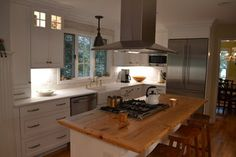 Kitchen and Bath Remodel - traditional - kitchen - other metro - by Witt Construction