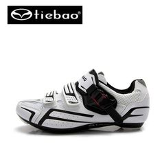 Tiebao sapatilha ciclismo shoes Athletic Racing Road Cycling Shoes Self-Locking sneakers zapatillas deportivas mujer for Men