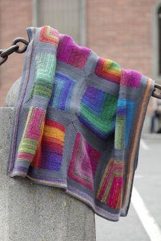 Colourful hug - baby blanket : Annette Petavy Design, Crochet Patterns and Kits - Crochet Shawls, Crochet Cardigans & more