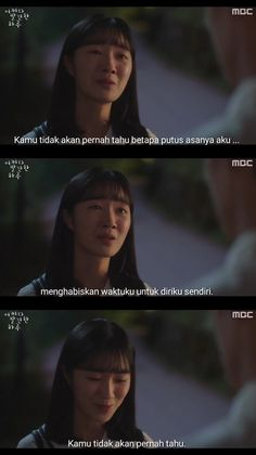 Bitch Quotes, Hurt Quotes, Sad Quotes, Inspirational Quotes, Qoutes, Quotes Drama Korea, Drama Quotes, Film Quotes, Submarine Quotes