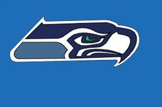 How to draw the Seattle Seahawks logo, NFL team logo - staff_illustrator16 - DrawingNow
