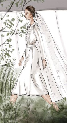 Fashion illustrations Early Spring, Fashion Illustrations, Victorian, Anime, Dresses, Art, Start Of Spring, Gowns, Anime Shows