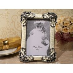Victorian Royalty Design Place Card Holder/photo Frame [227-1829 Victorian Frame…